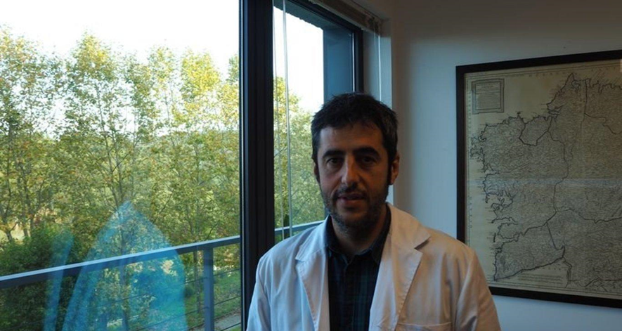 THE GALICIAN RESEARCHER, PABLO AGUIAR, TALKS ABOUT THE EUROPEAN PROJECT neuroATLANTIC, PRESENTED AT THE IV FORUM RIES19